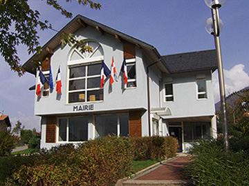 Mairie de Sainte-Hélène sur Isère